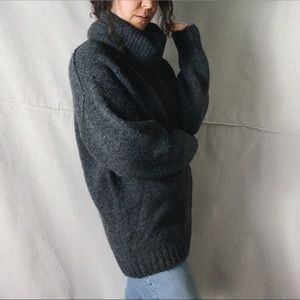 NWT J. CREW POINT SUR Oversized BoucleKnit Sweater